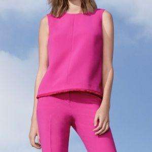 Victoria Beckham for target pink top